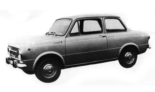Fiat – 850 Smart Francis Lombardi