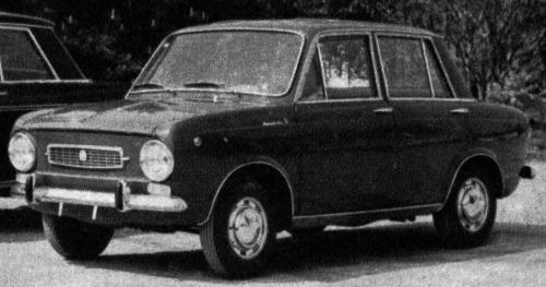 Fiat – 850 Special Lucciola