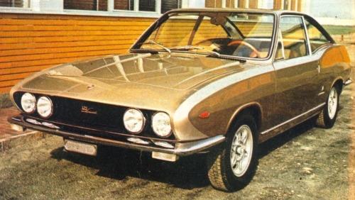 Fiat – 125 Special Coupé Michelotti