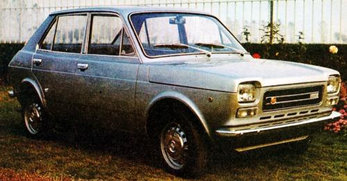 Fiat – 127 Lucciola