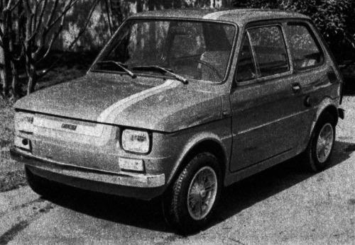 Fiat – 126 FL 4/SL