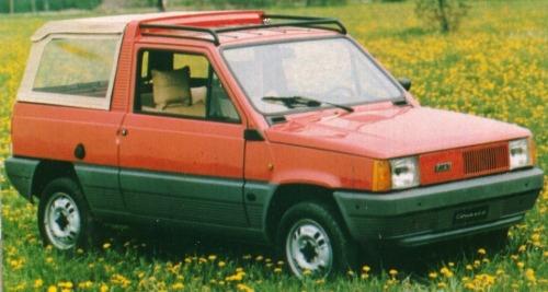 Fiat – Panda Pick-Up