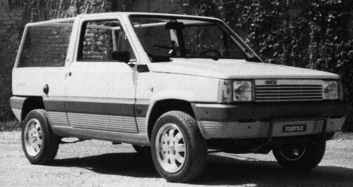 Fiat – Panda Penny