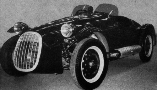 Fiat – 750 Sport Campana