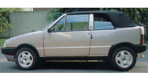 Fiat – Uno Cabrio