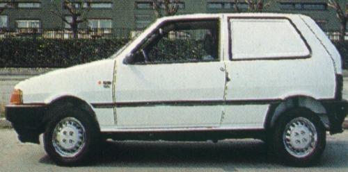 Fiat – Uno Van DS