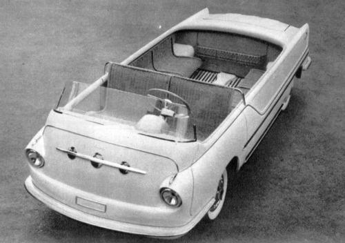 Fiat – 600 Torpedo Marina