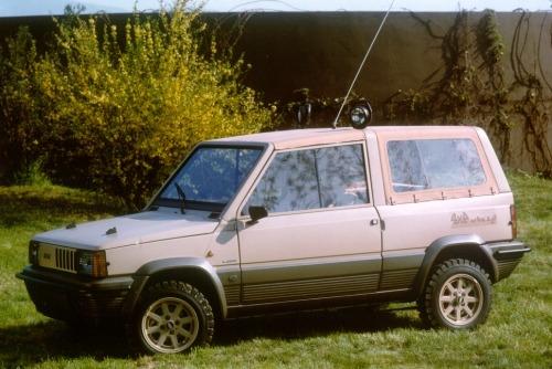Fiat – Panda 4×4 Strip