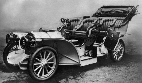 Fiat – 24/40 Hp Sparviero