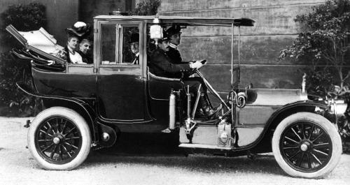 Fiat – 28/40 Hp Limousine-Landau