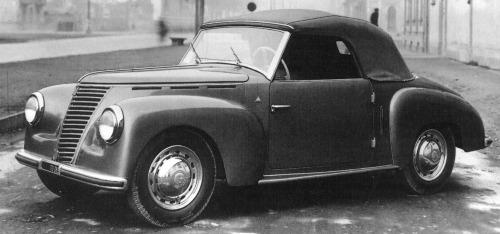 Fiat – 1100 Stella Alpina Spider