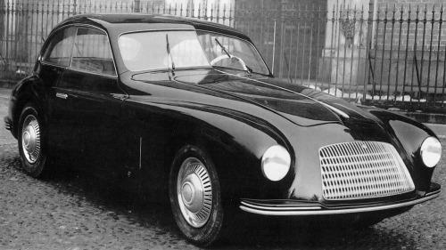 Fiat – 1100 Coupé Colli
