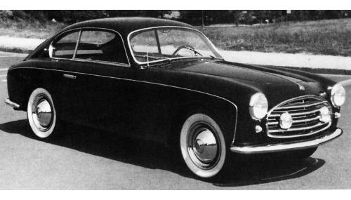 Fiat – 1100 Stresa