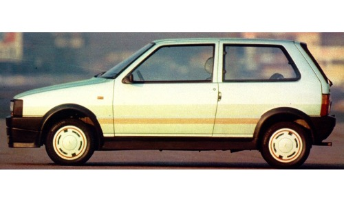 Fiat – Uno The Personal One