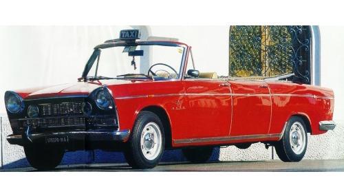 Fiat – 1800 President Cabriolet