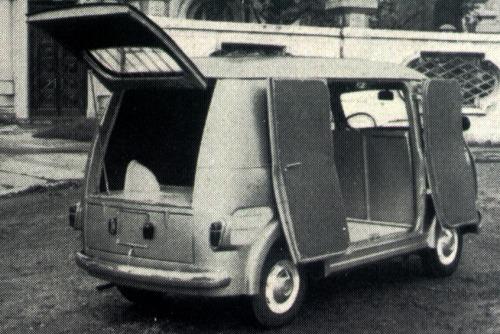 Fiat – 600 Multipla Furgoncino