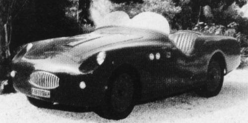 Fiat – 500 C Barchetta