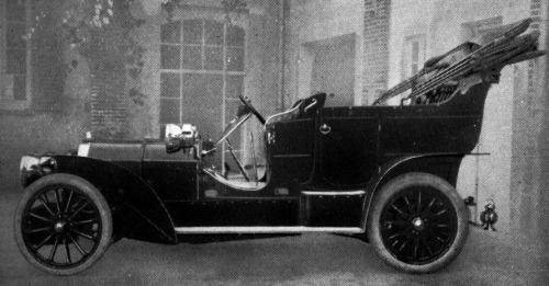 Fiat – 24/40 Hp Double-Phaeton