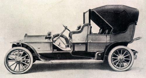 Fiat – 28/40 Hp Roi-des-Belges