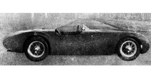 Fiat – 1100 Sport Colli