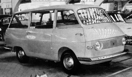 Fiat – 600 Country
