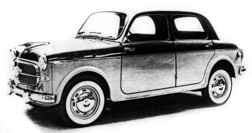 Fiat – 1100 Canta
