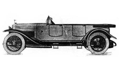 Fiat – 510 Torpedo