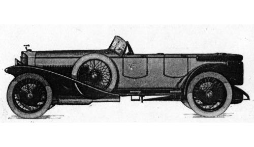 Fiat – 519 Torpedo Sport