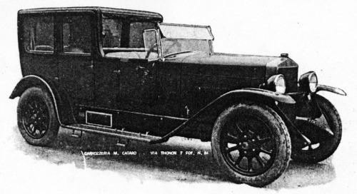 Fiat – 510 Coupé Gran Lusso