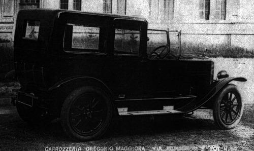 Fiat – 502 Limousine