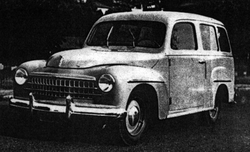 Fiat – 1100 E Giardinetta