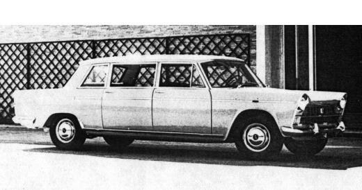 Fiat – 1800 B President