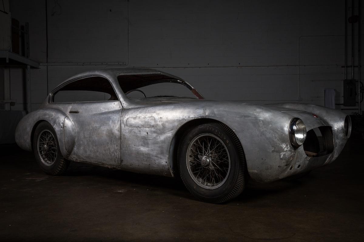 Alfa Romeo – 6C 2500 Cattaneo