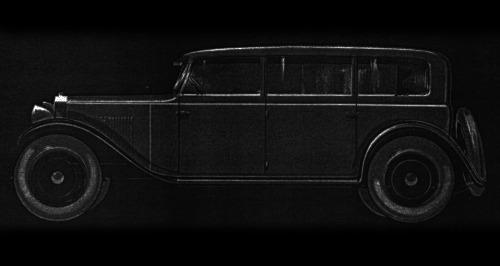 Fiat – 507 Plumelastica