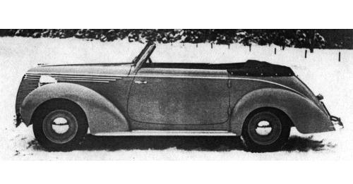 Fiat – 1500 D Cabriolet Garavini