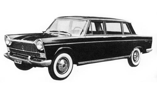 Fiat – 1800 President
