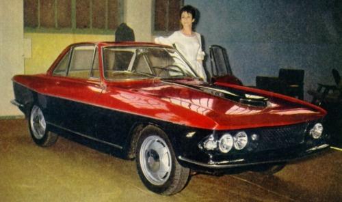 Fiat – 1500 Coupé Fissore
