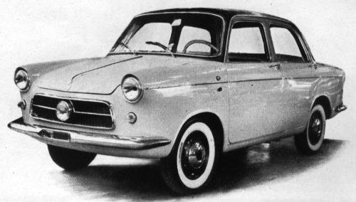 Fiat – 600 Berlina Allemano