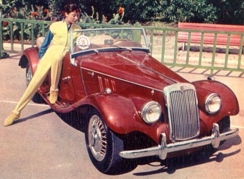 Fiat – Midget