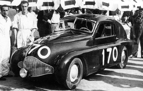 Fiat – 1100 Berlinetta Fona