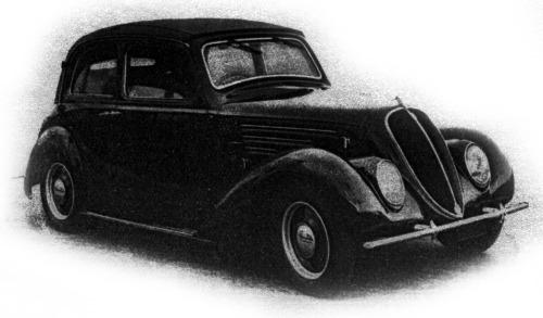 Fiat – 1500 Belvedere