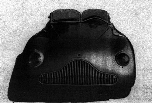 Fiat – 1100 Sport Riva