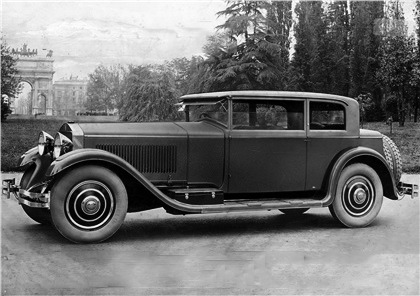 Isotta Fraschini – 8A 'Touring Belvedere'