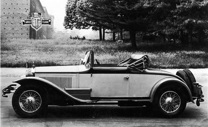 Alfa Romeo – 6C 1500 Cabriolet