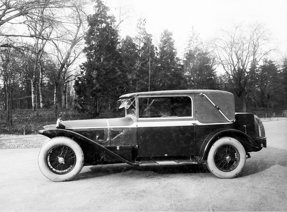 Lancia – Lambda Faux Cabriolet