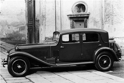 Alfa Romeo – 6C 1750 Berlinetta