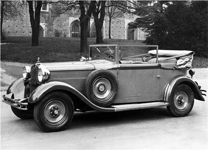 Fiat – 525 N Cabriolet 'Royal'