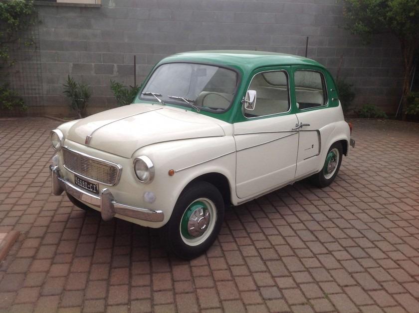 Fiat – 600 Lucciola