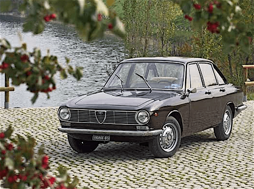 Alfa Romeo – 2600 De Luxe