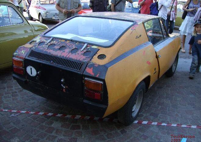 Fiat – Ragno full